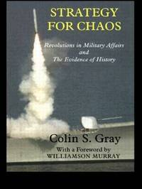 Strategy for Chaos by Colin S Gray image