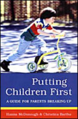 Putting Children First by Christina Bartha image