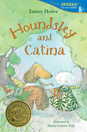 Houndsley And Catina (Candlewick Sparks) by James Howe image
