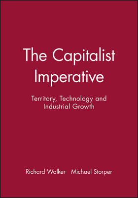 The Capitalist Imperative by Richard Walker image