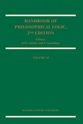 Handbook of Philosophical Logic image