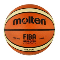 Molten: BGLX - Leather Basketball - Size 7