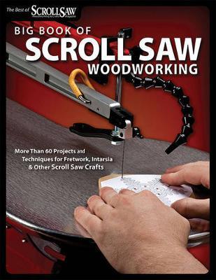 Big Book of Scroll Saw Woodworking image