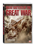 Great Battles of the Great War DVD