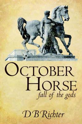 October Horse by D.B. Richter image