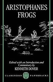 Aristophanes: Frogs by Aristophanes image