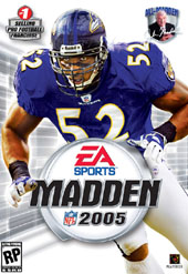 Madden 2005 for PC Games