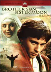 Brother Sun, Sister Moon on DVD