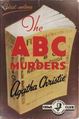 The ABC Murders (facsimile edition) by Agatha Christie