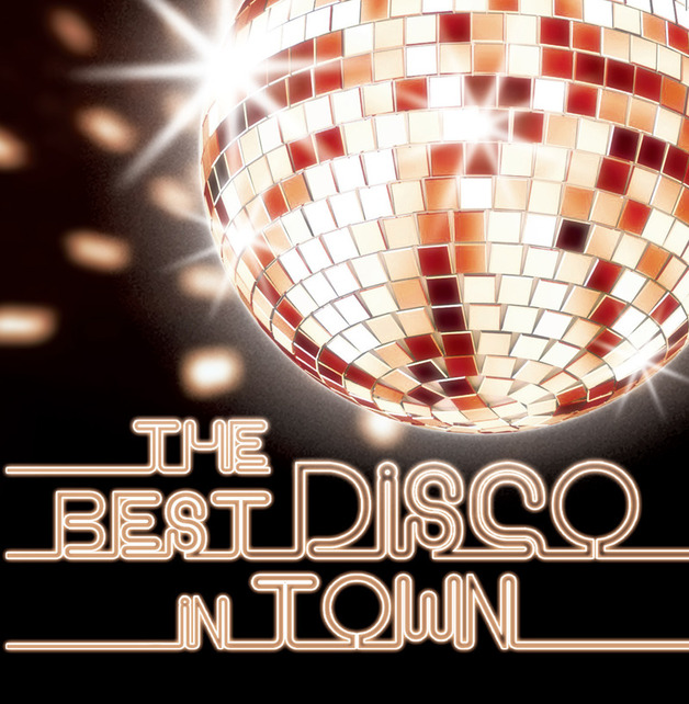 The Best Disco In Town (2CD) by Various