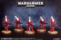 Warhammer 40,000 Eldar Wraithguard Box
