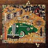 Terraplane CD + DVD Combo by Steve Earle & The Dukes
