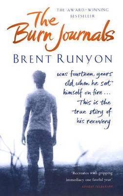 The Burn Journals by Brent Runyon image