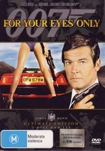 For Your Eyes Only (007) - James Bond Ultimate Edition (2 Disc Set) on DVD