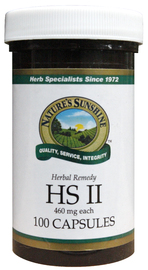 Nature's Sunshine HS II (100 Capsules)