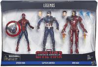 Marvel Legends: Civil War - Action Figure 3-Pack