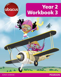 Abacus Year 2 Workbook 3 by Ruth Merttens