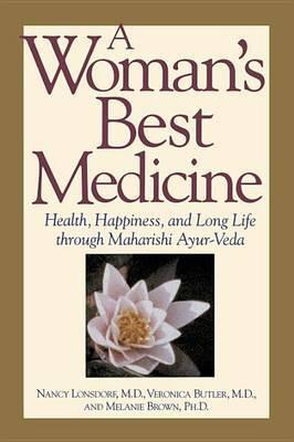 A Woman's Best Medicine by Nancy Lonsdorf image