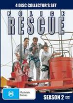 Police Rescue - Season 2 (4 Disc Set) on DVD