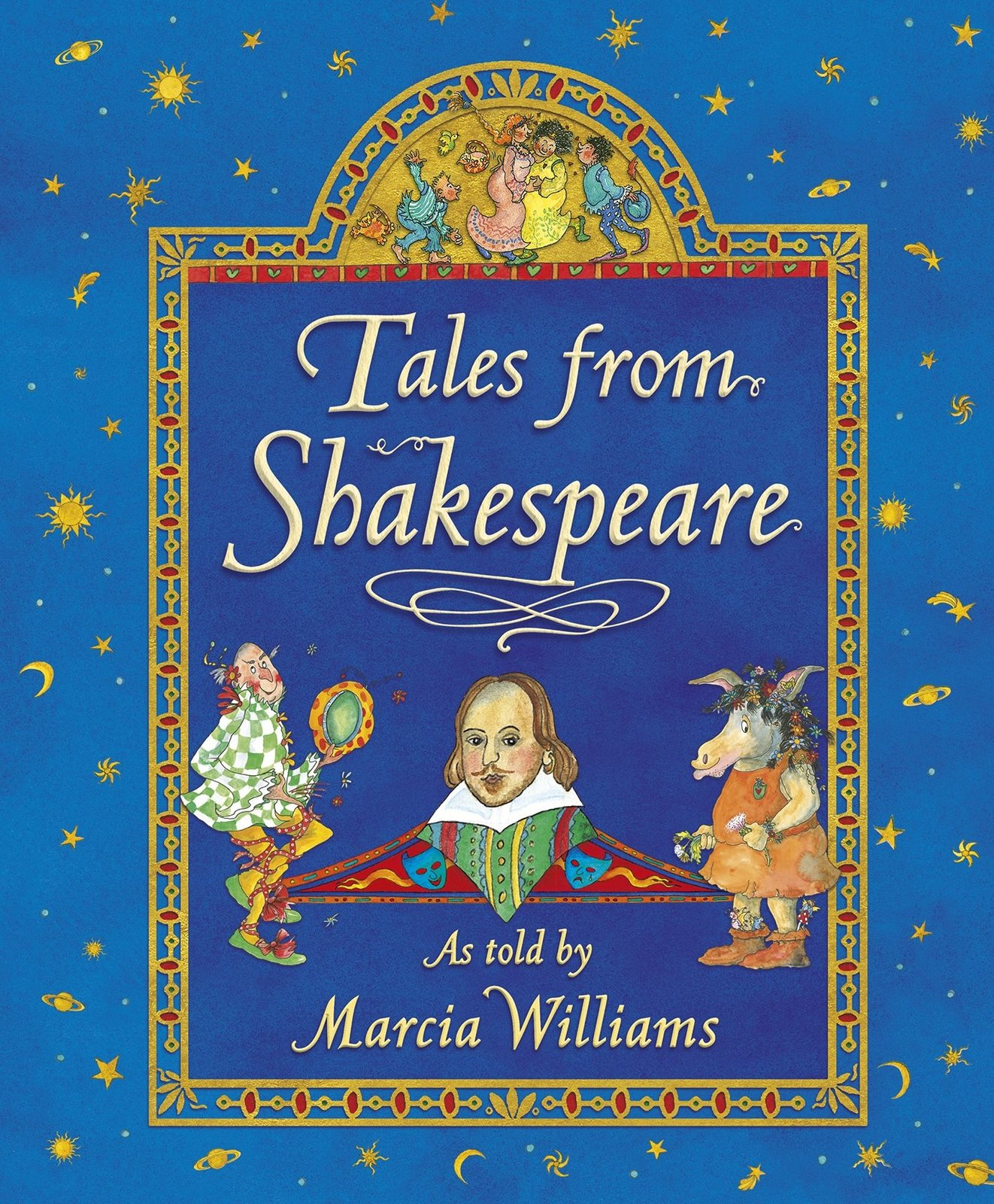 Tales from Shakespeare by Marcia Williams image