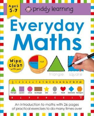 Everyday Maths by Roger Priddy