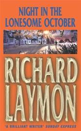 Night in the Lonesome October by Richard Laymon image