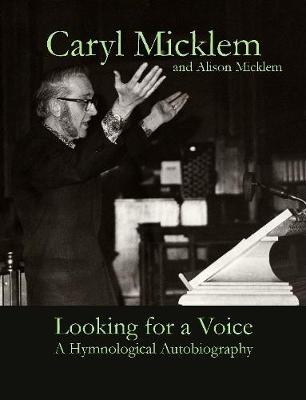 Looking for a Voice by Caryl Micklem image