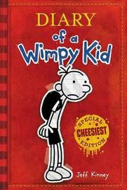 Diary of a Wimpy Kid by Jeff Kinney image