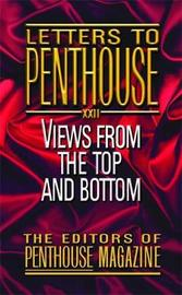 """Letters To Penthouse Xxii by Editors of """"Penthouse"""""""