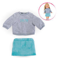 Ma Corolle 1979 Sweater and Skirt Set