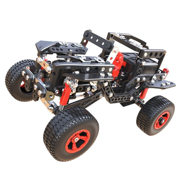 Meccano 25 Model Set - Off-Road Racer