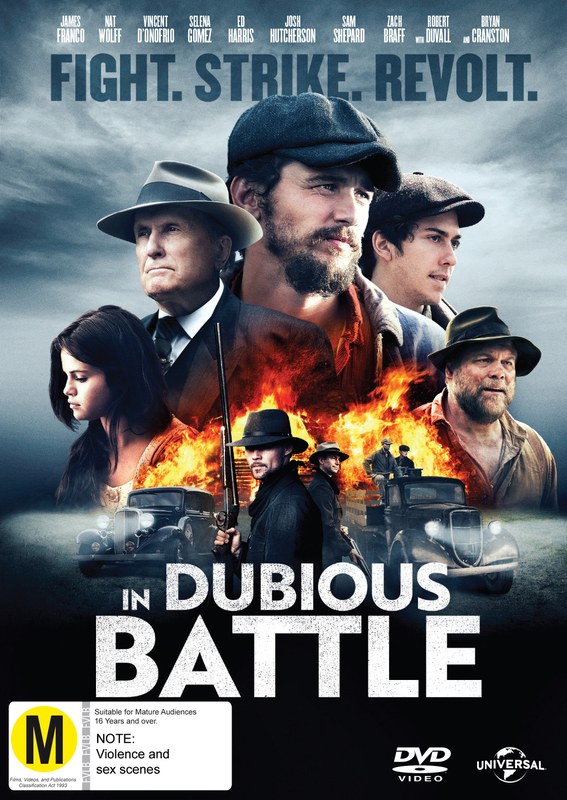 In Dubious Battle on DVD