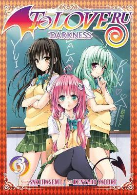 To Love Ru Darkness, Vol. 3 by Saki Hasemi