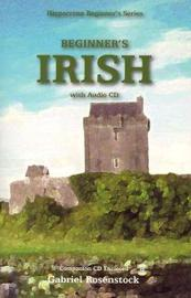 Beginner's Irish by Gabriel Rosenstock image