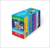 The World Of David Walliams: Megatastical Box Set by David Walliams
