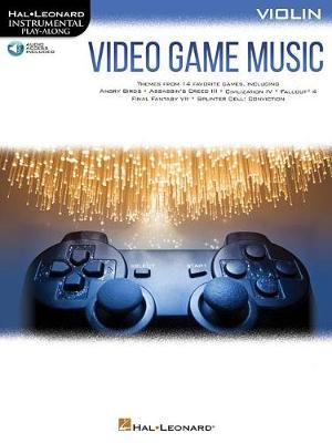 Video Game Music for Violin image
