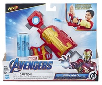 Avengers Endgame: Iron Man Repulsor - Play Blaster