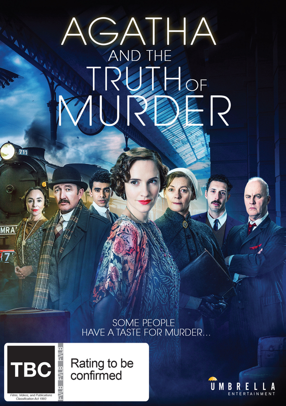 Agatha and The Truth of Murder on DVD