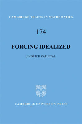 Forcing Idealized by Jindrich Zapletal image