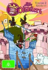 King Arthur's Disasters - Vol. 2: Episodes 4-6 on DVD