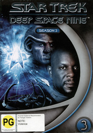 Star Trek: Deep Space Nine - Season 3 (New Packaging) on DVD image