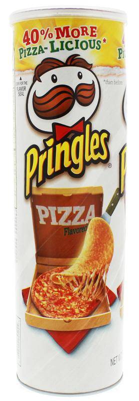 Pringles Super Stack Pizza flavour 158g