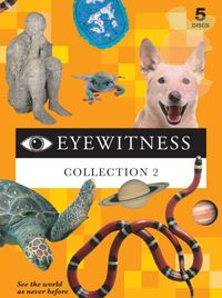 Eye Witness - Collection 2 on DVD image