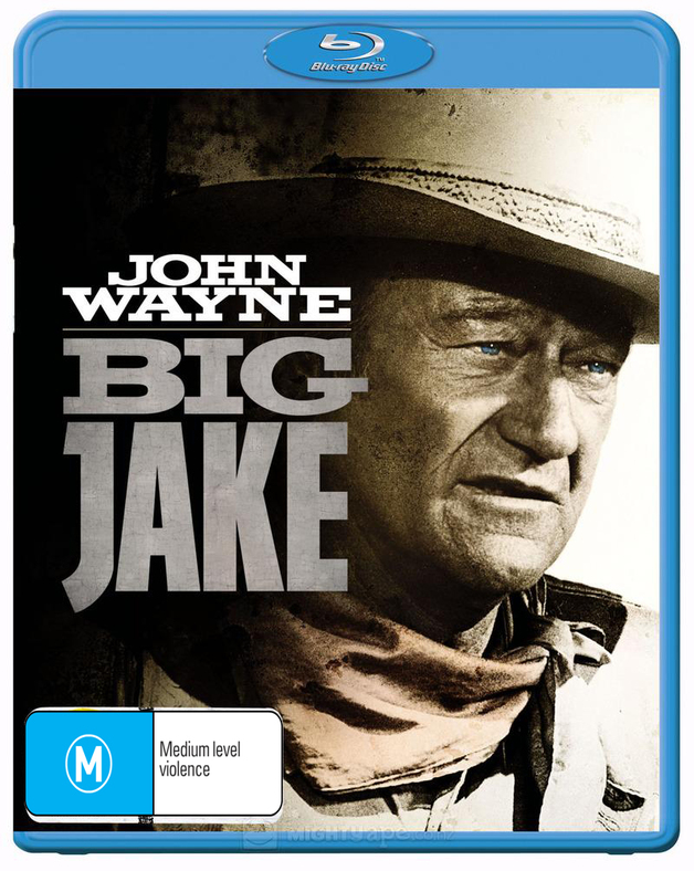 Big Jake on Blu-ray