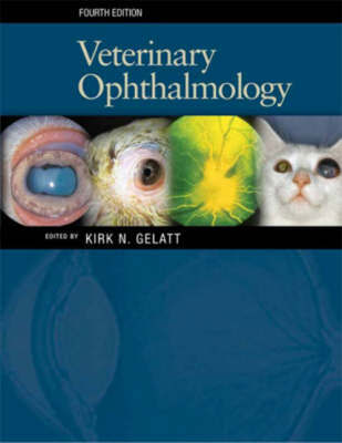 Veterinary Ophthalmology and Interactive Atlas by Kirk N. Gelatt