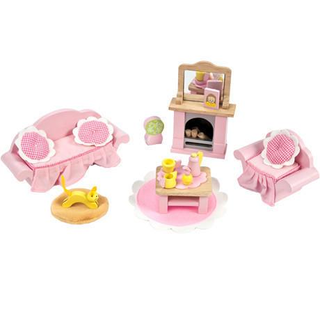 Le Toy Van: Daisy Lane - Sitting Room Furniture Set image