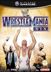 WWE Wrestlemania XIX for GameCube