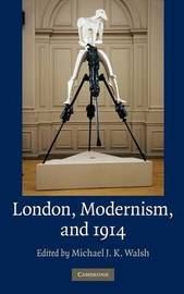 London, Modernism, and 1914 image