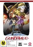 Mobile Suit Gundam Unicorn: Complete Series DVD