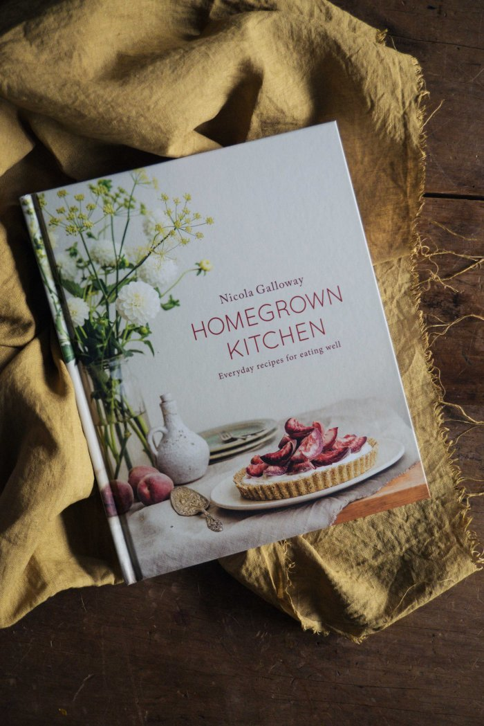 Homegrown Kitchen by Nicola Galloway image